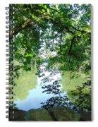 Mixed Spiral Notebook