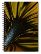 Mixed Sunflower Spiral Notebook