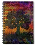 Mixed Tree Spiral Notebook