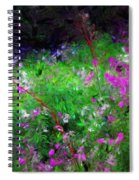 Mixed Up Spiral Notebook