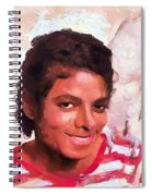 Mj And Polly Spiral Notebook