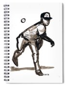 Mlb The Heater Spiral Notebook