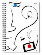 Mmmm Spiral Notebook