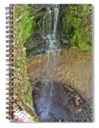 Mna Memorial Falls Spiral Notebook