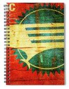 Mo-pac Caboose  Spiral Notebook