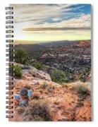 Moab Spiral Notebook