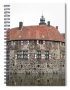 Moated Castle Vischering Spiral Notebook