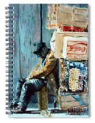 Mobile Home Spiral Notebook