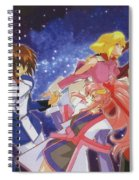 Mobile Suit Gundam Seed Destiny Spiral Notebook