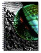 Mobious 18 Spiral Notebook