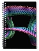 Mobius Spiral Notebook