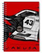 Moby Duc Spiral Notebook
