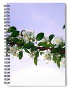 Mock Orange Spiral Notebook