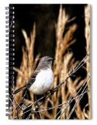 Mocking Bird 2 Spiral Notebook