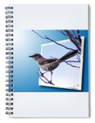 Mockingbird Branch Spiral Notebook