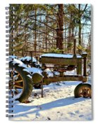 Model A Deere 2 Spiral Notebook