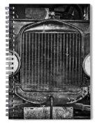 Model T 1924 Spiral Notebook