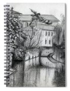 Modena Italy Spiral Notebook