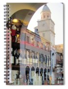 Modena, Italy Spiral Notebook