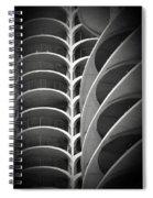 Modern Architecture Chicago Spiral Notebook