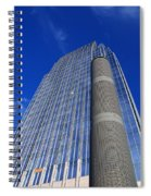 Modern Architecture II Spiral Notebook