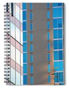 Modern Architecture Photography Spiral Notebook