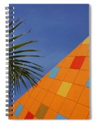 Modern Architecture Spiral Notebook