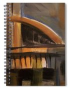 Modern Architecure 2 Spiral Notebook