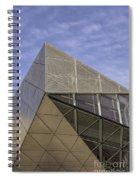 Modern Detail Spiral Notebook