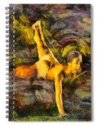 Modern Jazz Spiral Notebook