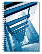 Modern Loneliness Spiral Notebook