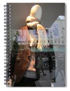 Modern Man Spiral Notebook