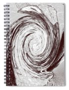 Modern Sculpture Spiral Notebook