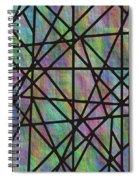 Modern Storm Spiral Notebook