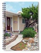 Modern Suburban House Hayward California 26 Spiral Notebook