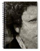 Modern Van Gogh Xxviii Spiral Notebook