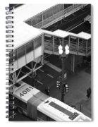 Modes Of Transportation Spiral Notebook