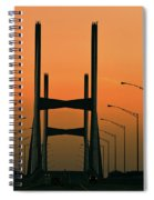 Modified Suspension Infrared Spiral Notebook