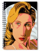 Modigliani Modern 2 Spiral Notebook