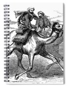 Mohammed (570-632) Spiral Notebook