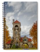 Mohonk Preserve Gatehouse II Spiral Notebook