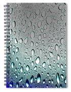 Moisture, Poster Effect 1a Spiral Notebook