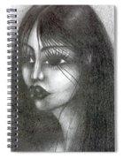 Moisture Spiral Notebook