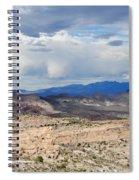 Mojave Desert Route 66 Spiral Notebook