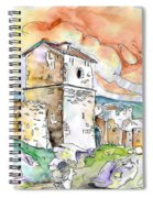 Molina De Aragon Spain 02 Spiral Notebook