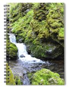 Moine Panorama 2 Spiral Notebook