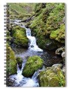 Moine Panorama Spiral Notebook