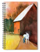 Molly And Me Spiral Notebook