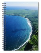 Molokai, View Spiral Notebook