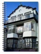 Mol's Coffee House Spiral Notebook